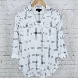 FORTUNE + IVY CHRISTELLE BUTTON DOWN NWT